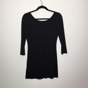 Express sexy basic tee size M